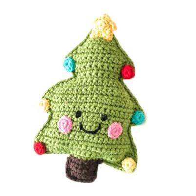 Christmas Tree Rattle
