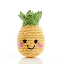 Load image into Gallery viewer, Fruit Rattle - Pineapple