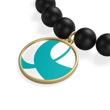 Load image into Gallery viewer, OCC Logo - Matte Onyx Bracelet