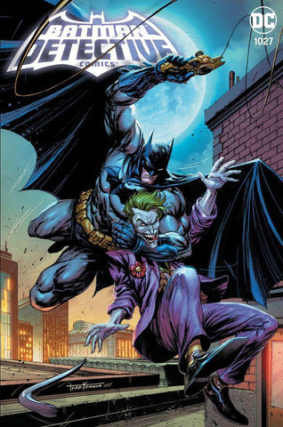 Detective Comics #1027 Tyler kirkham Trade Dress