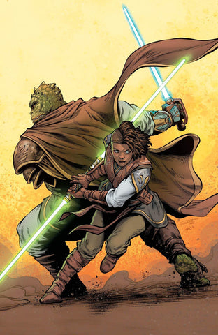 Star Wars High Republic #3 Store Variant Set