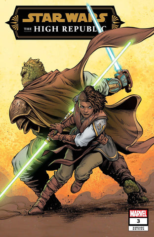 Star Wars High Republic #3 Trade Dress Store Variant