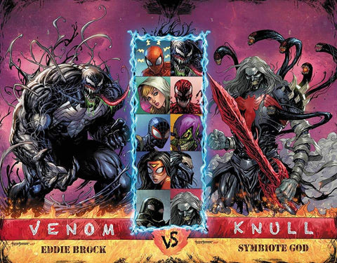 VENOM 32 & 33 TYLER KIRKHAM VIRGIN SET