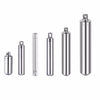 Stainless Steel Bullet Cylinder Ashes Urn Necklaces - 9about