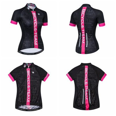 Quick-Dry women Sports Jersey Cycling Clothing - 9about