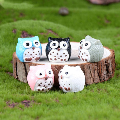 Home Garden Micro Landscape Succulent Plant Pots Craft Fairy Decor - 9about
