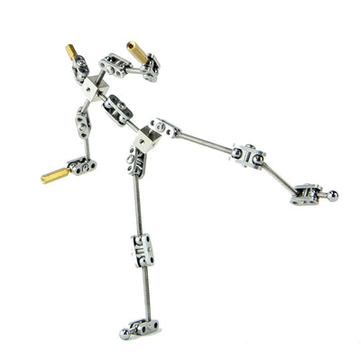 DIY Animation Studio Armature Kit For Stop Motion Puppet - 9about