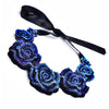 Rose Pendant False Collar Exquisite Female Banquet Accessory - 9about