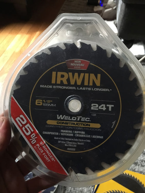 Other Sizes Of Saw Blades