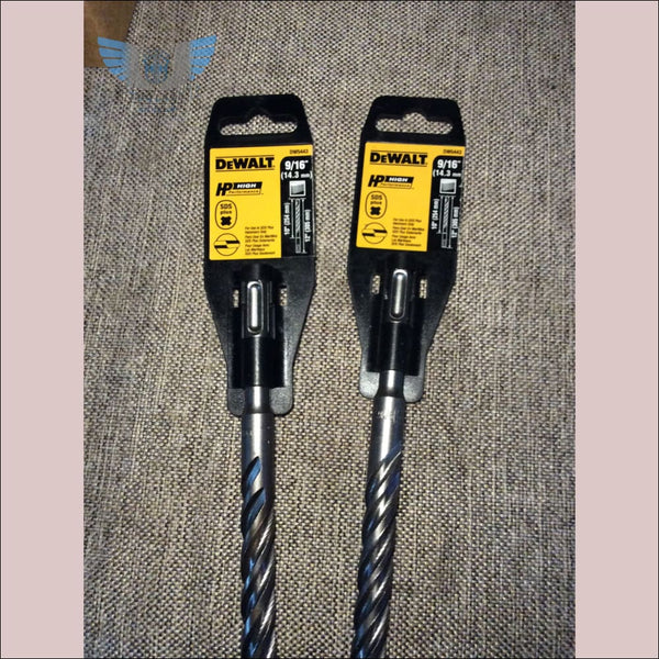 DeWalt 9/16 x 10 in x 12 inch SDS+ Hammer Drill Bit - SDS+