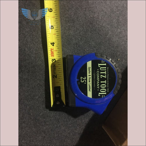Lutz Tool 25 Ft Tape Measure - toolaza