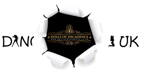 Rebrand of the new grown and sexy Dolls of Decadence