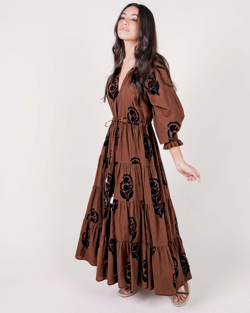 Dapoli Riviera Maxi Dress