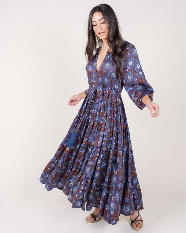 Anjuna Riviera Maxi Dress