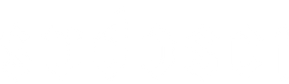 white sudosci logo on a transparent background
