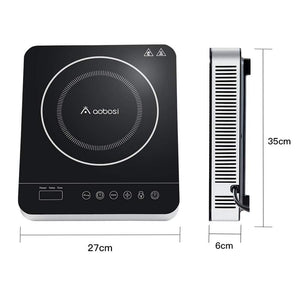 Induction Hob Portable 2000W