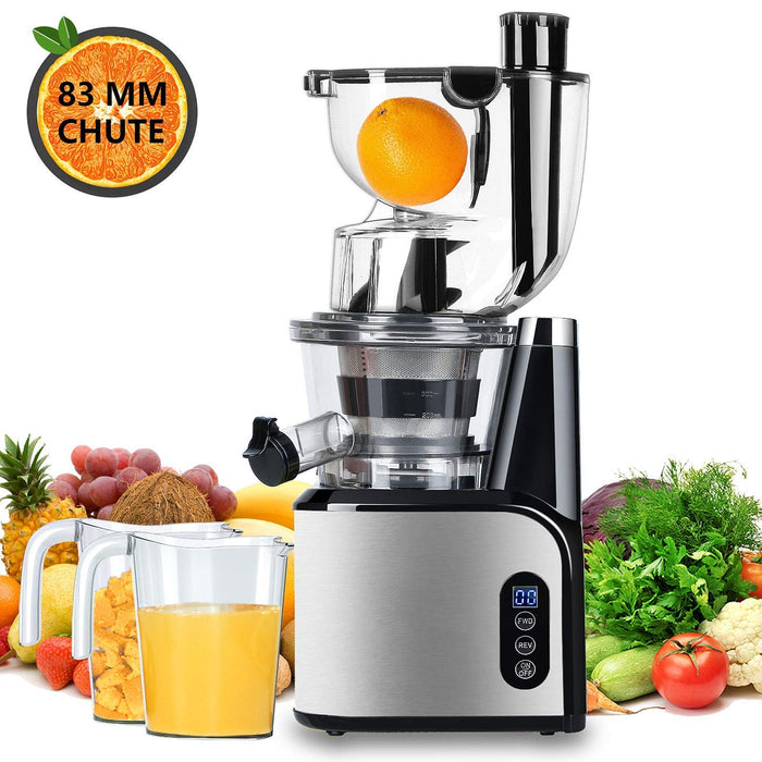 Slow Masticating Juicer 83mm