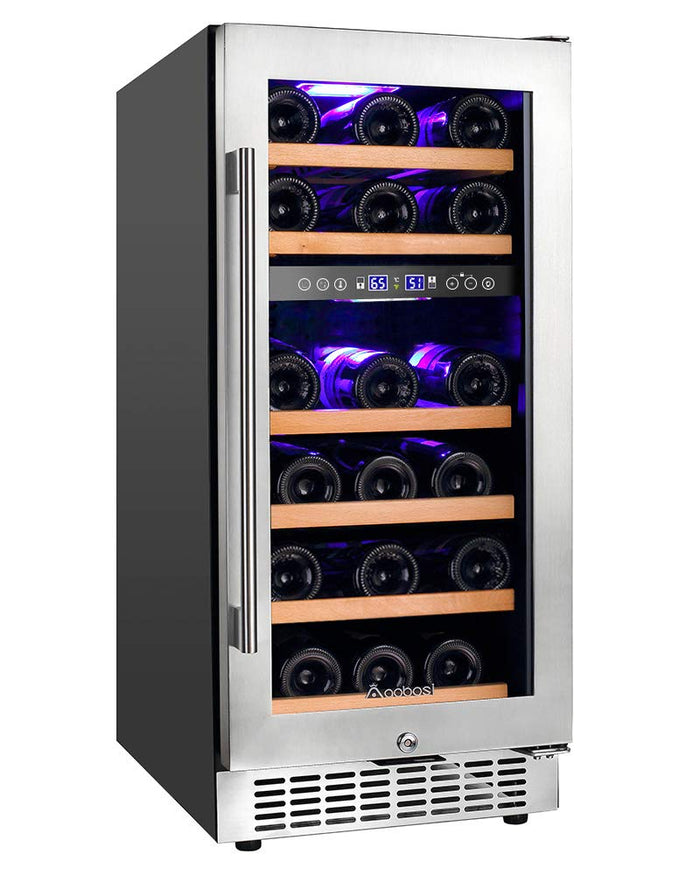 Aobosi 15'' Wine Cooler