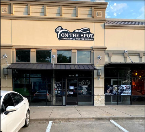 On The Spot Jewelers Frisco TX