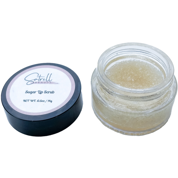 Honey Vanilla Lip Scrub