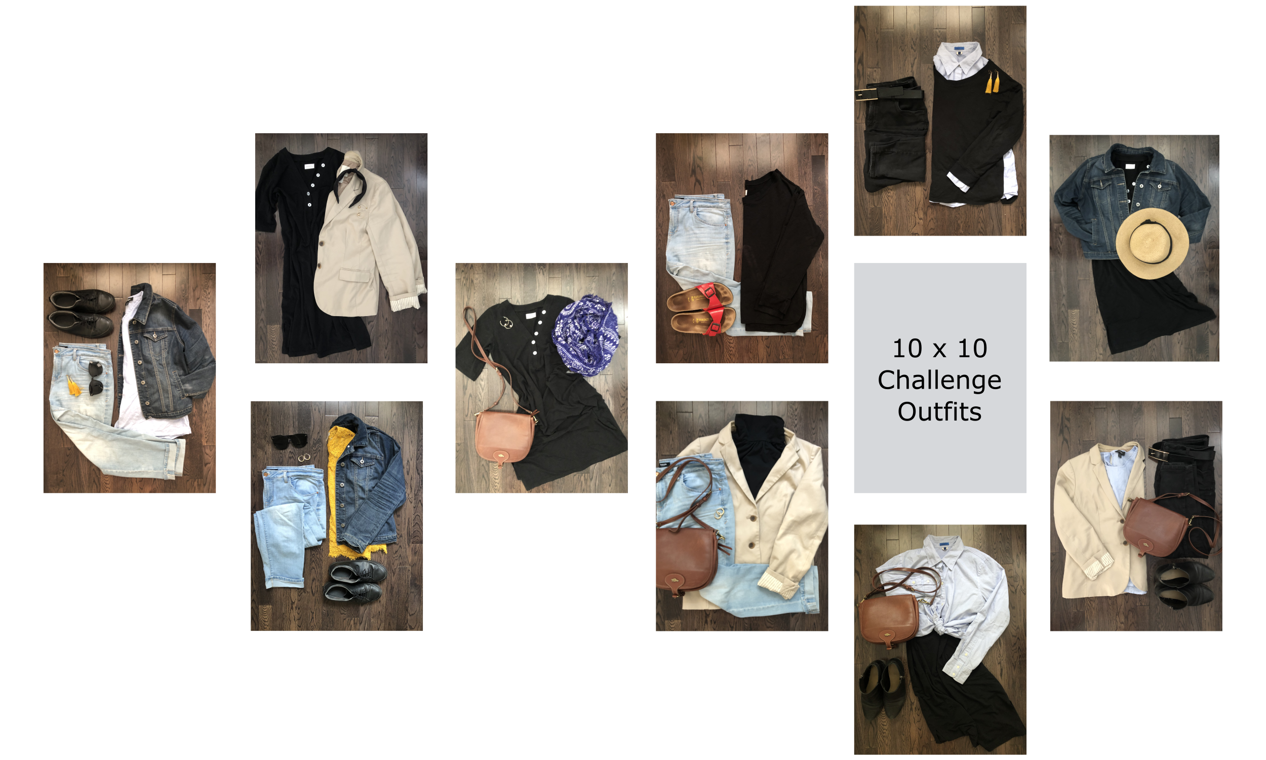 Fall Challenge Outfit Flat Lays (10)
