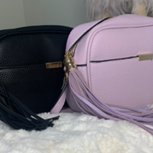 Load image into Gallery viewer, Pretty Square Bag (lavender)