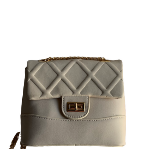 Darling Crossbody (Ivory)