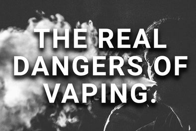 The real dangers of vaping.