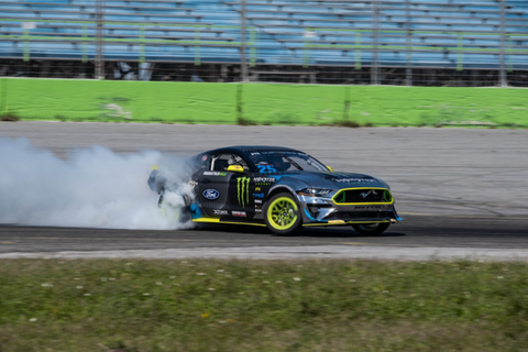 TYPE S Signs Long Term Partnership with Vaughn Gittin Jr. of RTR Vehicles