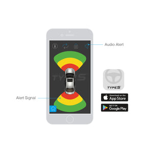 App View and Solar Powered Parking Sensor