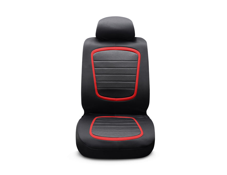 Heavy Duty Durable Water Resistant Single Seat Cover Black tech automotive Daily 2006 Tipper Truck S