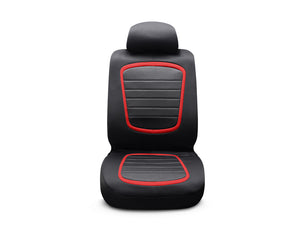 Wetsuit Quilted SPORTTEX Seat Cover - Red