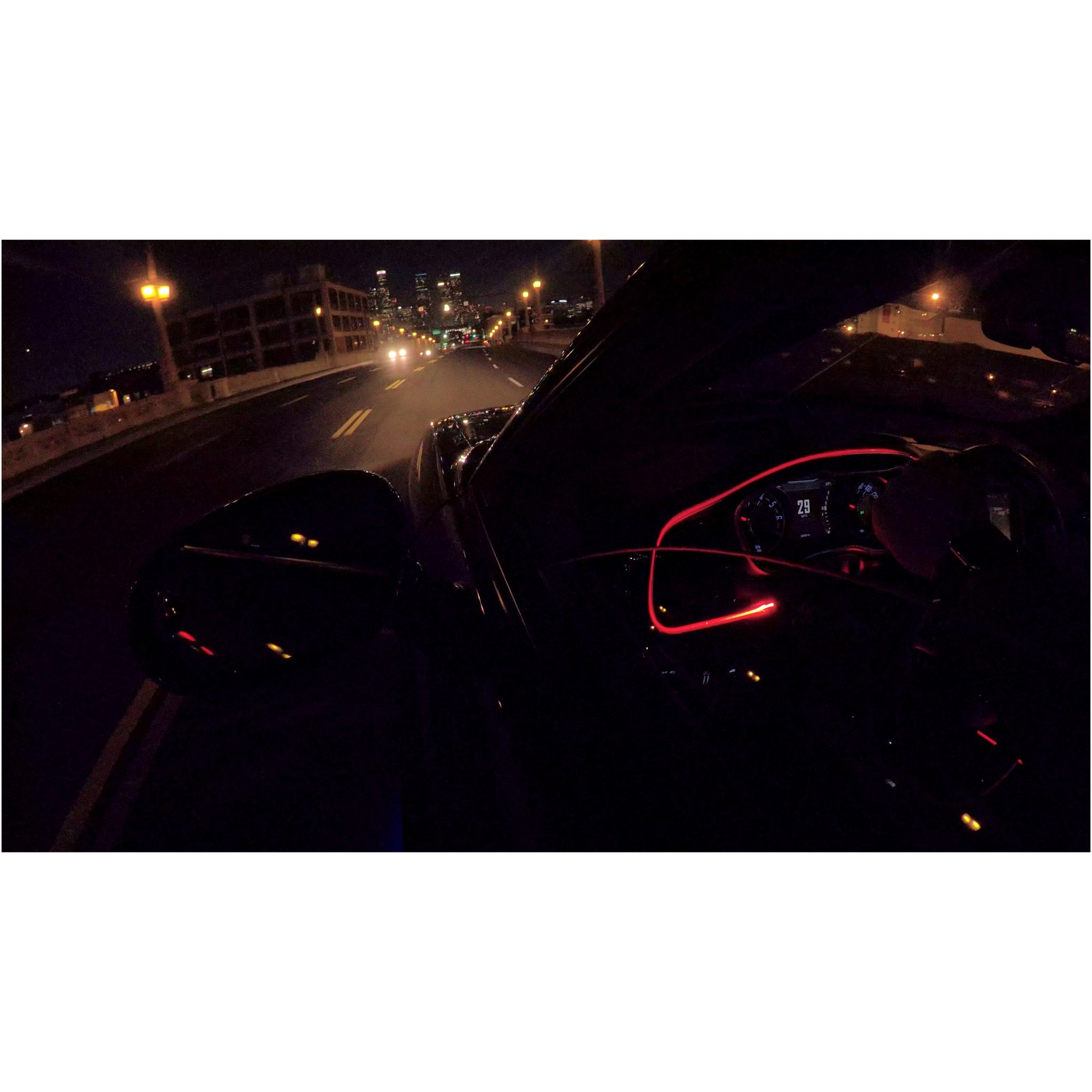 Plug Amp Glow App Controlled Smart Trim Light Extension
