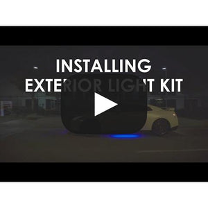Plug & Glow™ App-Controlled 12PC Exterior Smart Puddle Light Kit