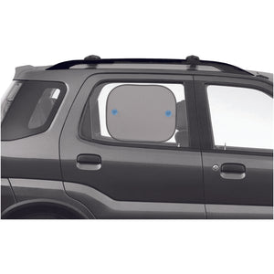 Collapsible Side Window Sunshades