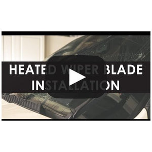 Heated Wiper Blade
