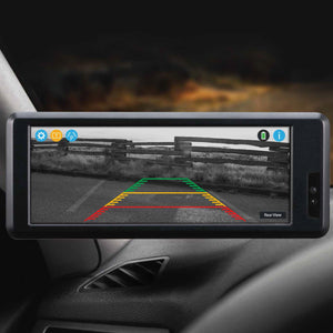 Wireless Solar-Powered HD Backup Camera Gen. 2