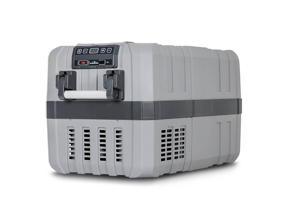 TYPE S Blizzard Box® 56QT / 53L Portable Electric Cooler with USB Charging