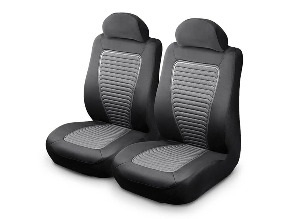 TYPE S Wetsuit Seat Covers Set with Heather Fabric & DRI LOCK®