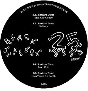 ENDURO DISCO / SHIR KHAN presents BLACK JUKEBOX 25