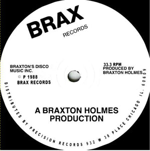 PATTI LABELLE   /   GET READY (LOOKING FOR LOVING) - BRAXTON HOLMES EDIT