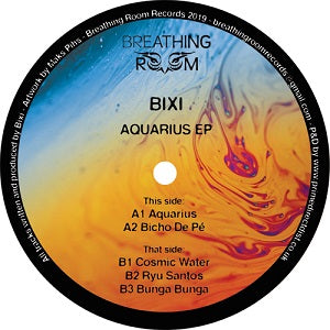 BIXI   /   AQUARIUS EP