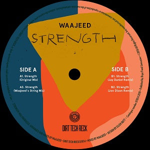 WAAJEED / STRENGTH EP (ft. IDEEYAH)