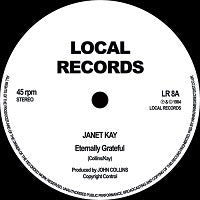JANET KAY  / ETERNALLY GRATEFUL