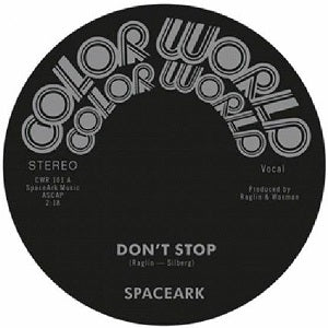 SPACEARK / DON'T STOP