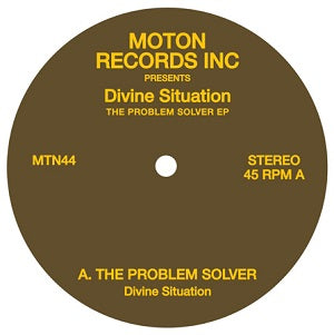 MOTON RECORDS INC / THE PROBLEM SOLVER EP