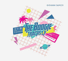 GIOVANNI DAMICO   /  THE BOOGIE TRACKS LP
