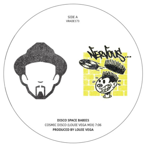 DISCO SPACE BABIES / COSMIC DISCO (LOUIE VEGA MIX)