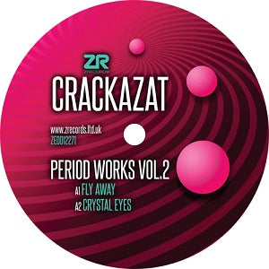 CRACKAZAT   /   PERIOD WORKS VOL.2