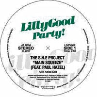 SHE PROJECT/ T TAURI   /   MAINSQUEEZE/KEY LARGO (ALEX ATTIAS/STEPHANE ATTIAS EDIT)